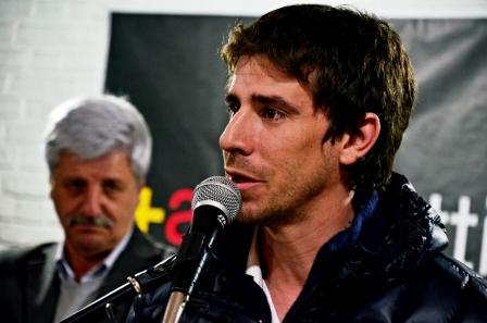 """Juan Andreotti: """"Lo que hace la Provincia en seguridad es un manotazo de ahogado"""""""