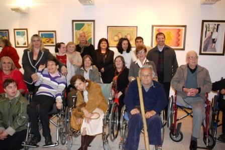 Séptima  Muestra de Arte en el Concejo Deliberante de Vicente López