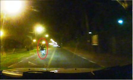 Las Patrullas de Protección Ciudadana de San Fernando detienen a motochorros