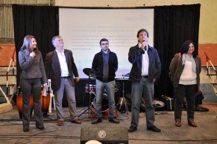 Desarrollo Social organizó masivo encuentro de jóvenes en Tigre