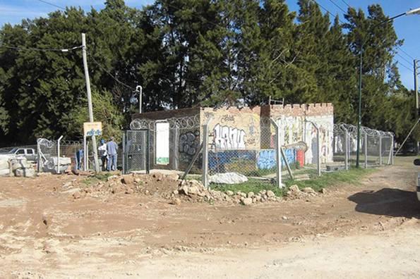 Modernizan dos estaciones de bombeo en el bajo de San Isidro