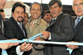 Se inauguró la Feria Internacional de Turismo