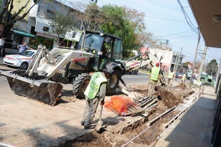 Nuevas obras que revitalizan los centros comerciales de Don Torcuato