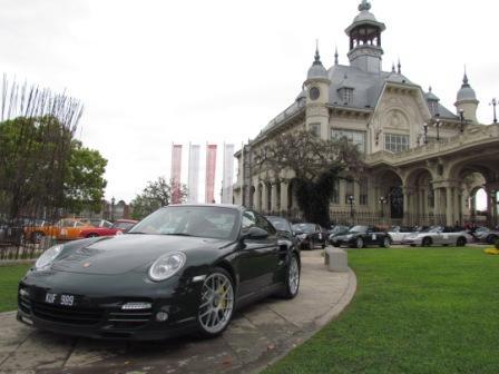 El Porsche 911 festejó sus 50 años en el Museo de Arte Tigre