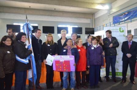 La Fundación Banco Provincia entregó subsidios  a organizaciones sociales de Vicente López