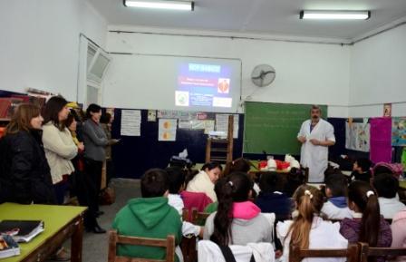 San Fernando brinda cursos de RCP en las escuelas del distrito