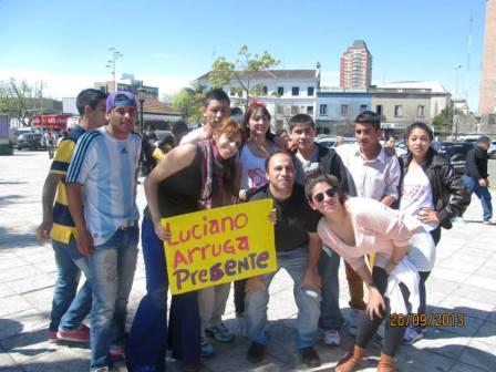 Victoria Donda se reunió con jovenes en Tigre