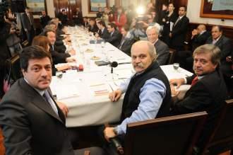 El ministro de Seguridad bonaerense, Alejandro Granados, reactivó hoy el Consejo de Seguridad provincial