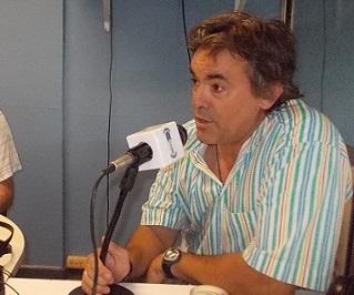 El candidato a primer concejal por el  espacio Unión-Pro en San Isidro, Rodrigo Seguin