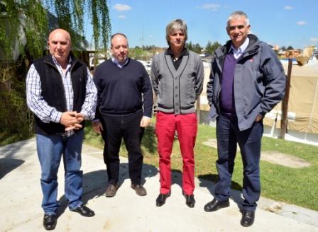 Secretarios de San Fernando, Tigre, San Isidro, Vicente López y San Martín se concentraron para determinar un pedido en conjunto y planificar posibles soluciones a las inundaciones
