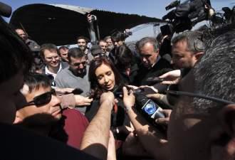 Cristina Kirchner lanzó nuevos créditos hipotecarios