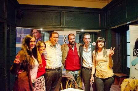 Candidatos del Frente para la Victoria en Vicente López
