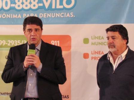 Vicente López tendrá un 0800 para denuncias anónimas de vecinos