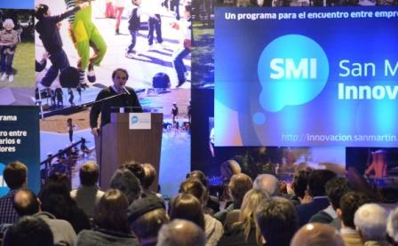 Katopodis presentó el programa San Martín Innovación