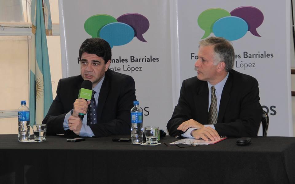 El intendente Jorge Macri presentó el jueves los resultados de la selección de proyectos presentados por los vecinos
