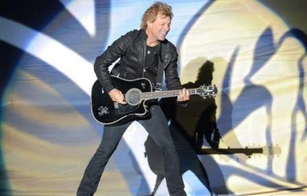 Bon Jovi desplegó toda su mística ochentosa en Vélez