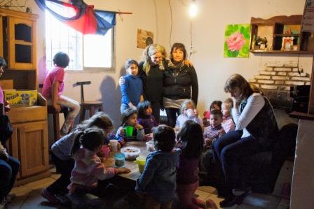 El Voluntariado de Campbell brindó una charla para madres primerizas