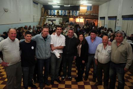 El Club Peñarol de Dique Luján continúa ampliando sus instalaciones