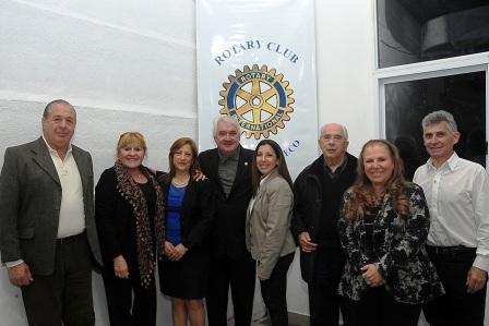 El Rotary Club de Gral. Pacheco festejó su 45° Aniversario