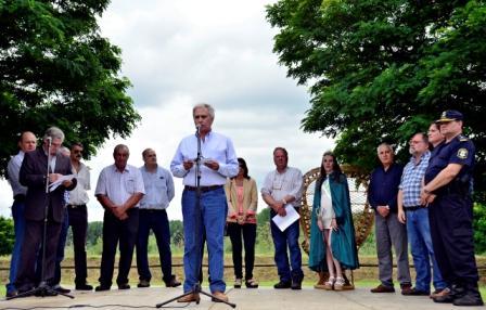 Se festejó el 78 Aniversario del día del isleño en San Fernando