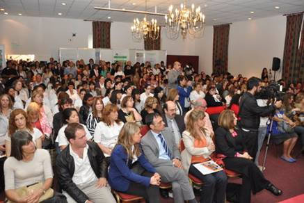 Premian a San Isidro por el descenso en la tasa de mortalidad infantil