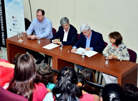 San Fernando y Molinos Río de la Plata celebraron un convenio para capacitación sobre Cocina y Nutrición