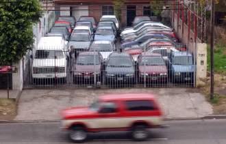 Las ventas de automóviles usados aumentaron 24,75% en julio