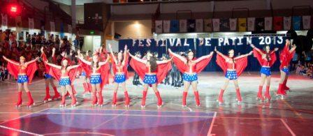 Multitudinaria celebración del Festival de Patín de Tigre y San Fernando