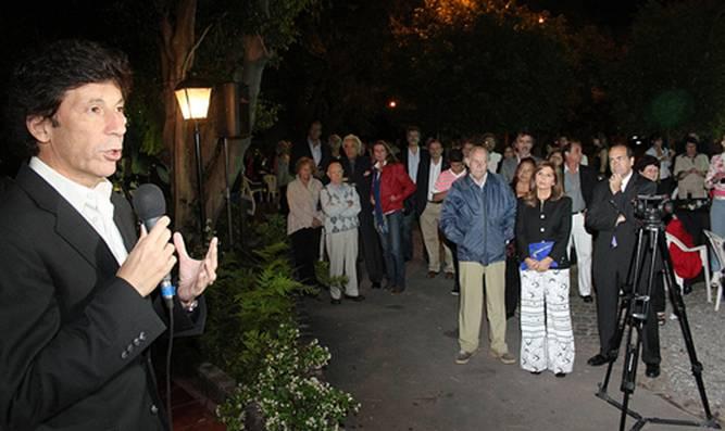 Homenajean a ONG s de San Isidro
