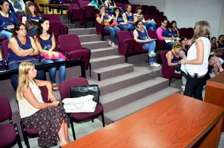 San Fernando capacita a sus docentes en nuevas técnicas de planificación inclusivas para los niños y sus familias