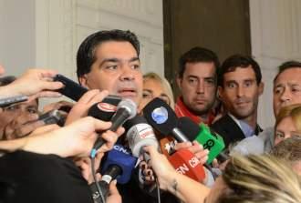 Capitanich confirmó que este miércoles concurrirá por segunda vez al Sanado a brindar un informe sobre la marcha del gobierno