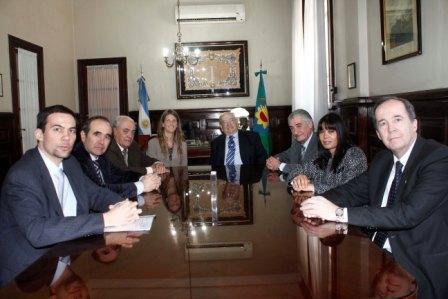 la Subsecretaría para la Modernización del Estado, que lidera el Lic. Roberto Reale, impulsa un protocolo para la implementación de procesos de digitalización de servicios