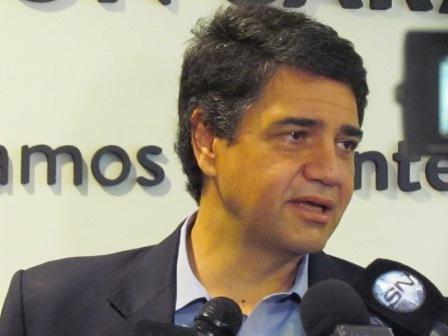 """Jorge Macri dijo que la emergencia en seguridad """"no"""" sirve"""