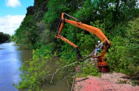 El Municipio de San Fernando reclama a la Provincia acciones concretas en el Delta