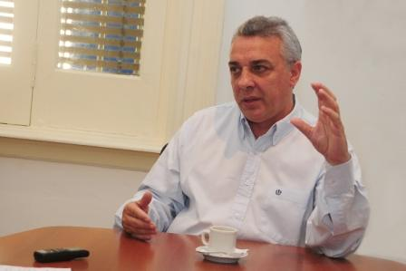 """Julio Zamora: """"Es un avance más hacia la autonomía de los municipios"""""""