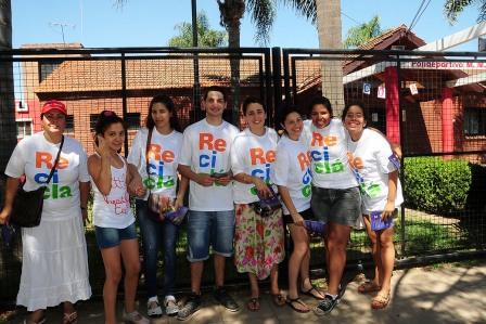 Los chicos de Tigre Educa cerraron el año reciclando residuos electrónicos