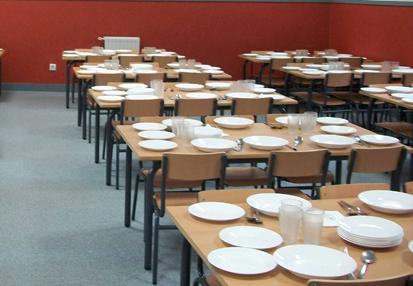 Continuarán abiertos los comedores escolares hasta que se complete la provisión de bolsones alimentarios