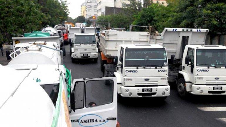 La Comisión Nacional de Regulación del Transporte dispuso la colocación de limitadores de velocidad en camiones