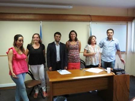 El Colegio de Psicólogos de San Isidro junto al IADEPP contra la violencia de género