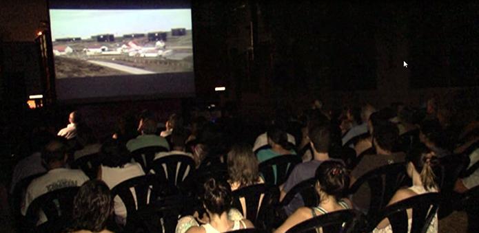 Comenzó una nueva edición del ciclo San Isidro, cine y estrellas