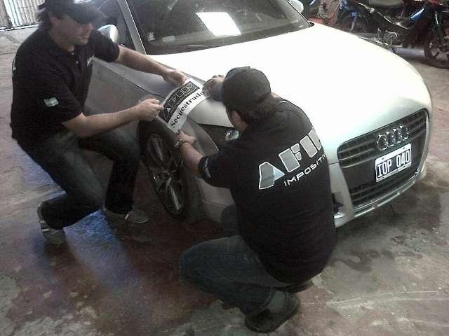 Le remataran el Audi a Fariña porque tiene deuda millonaria con AFIP y con ARBA