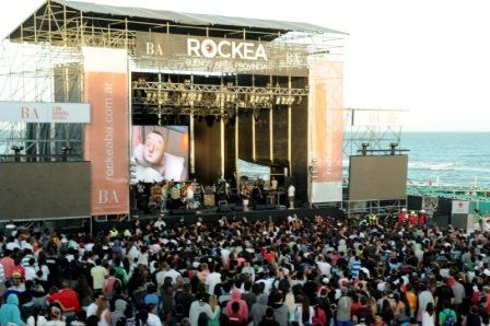 Se lanzó Rockea Buenos Aires 2014