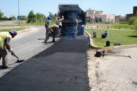 El municipio de Tigre avanza con el Plan de Bacheo 2014