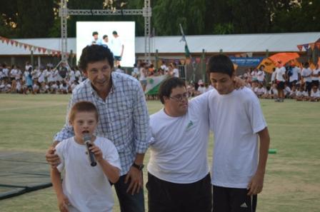 Más de 8 mil personas en el cierre de las colonias de enero de San Isidro