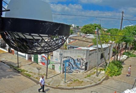 Instalan más cámaras de seguridad en San Fernando