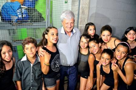Cerraron las colonias de enero en los Polideportivos de San Fernando