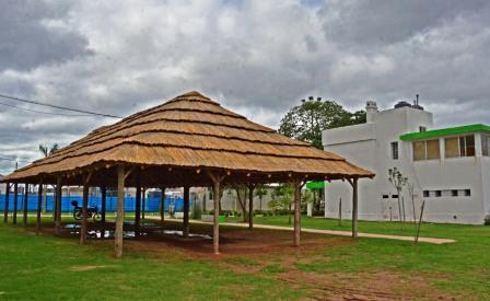 El Polideportivo N° 2 de San Fernando también cuenta con un nuevo quincho