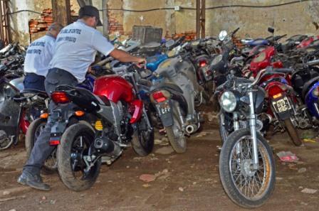 Aquellos vecinos de San Fernando que tengan sus motos retenidas, podrán regularizar su situación mediante un plan de financiación