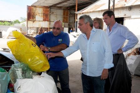 Se extiende la separación de residuos domiciliaria en Tigre