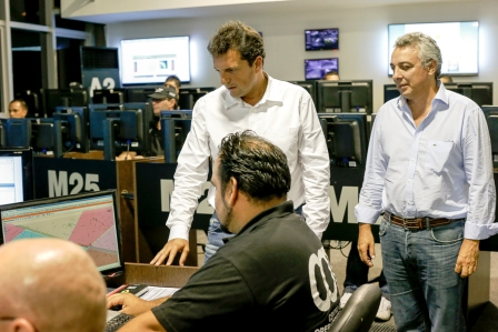 Ya funciona en Tigre el Sistema de Cerrojo Digital